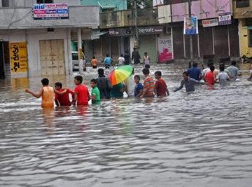 Water Logging Ahmedabad