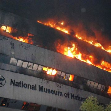 Government Buildings are not Safe as per Fire Safety Standards