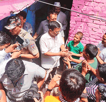 Tughlakabad will get Water Supply in a Week
