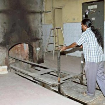 BansGhat Electric Crematorium is Closed due to Fifty Rupees