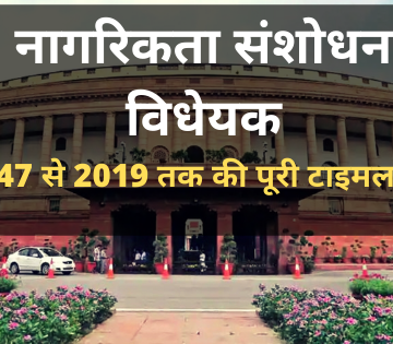 Citizenship Amendment bill in Hindi