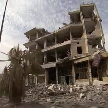 Ruins of Raqqa