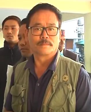 Dr. Choephel Kalsang