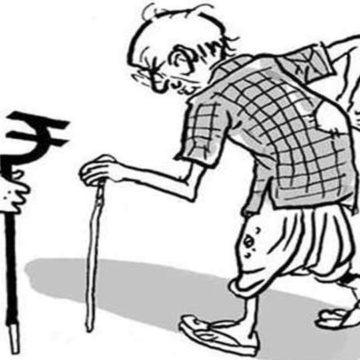 Old Age Pension Scam   Image Credit: Jagran.com