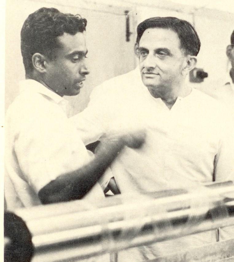 Dr. Vikram Sarabhai and Dr. APJ Abdul Kalam