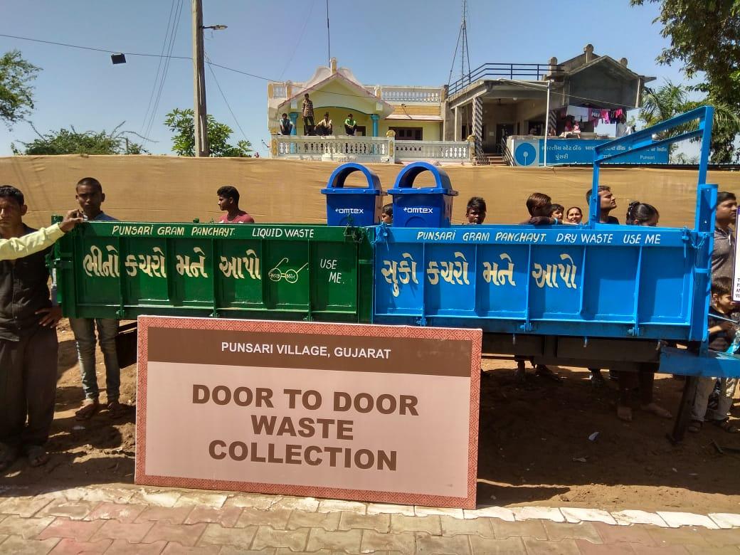 Punsari Village Waste Management