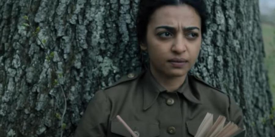 Radhika Apte Plays the Role of Noor Inayat Khan